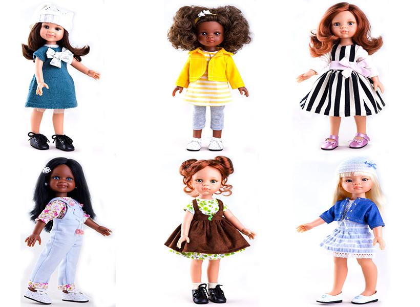 Купить куклы Paola Reina
